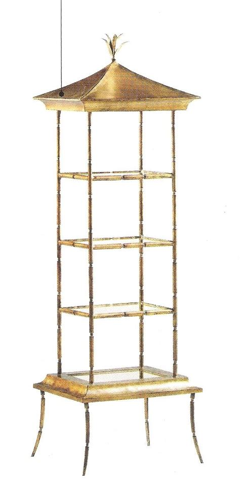 Pagoda Etagere by Pagoda Etagere By Baker Home Accessories Furniture In