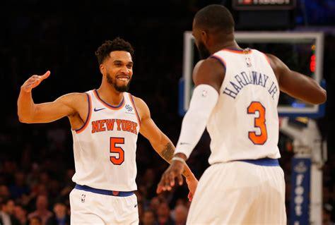 Report: Knicks Make Tim Hardaway Jr, Courtney Lee ...