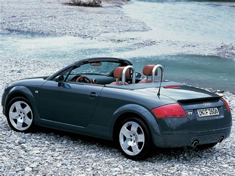 Audi Tt Roadster Specs 1999 2000 2001 2002 2003