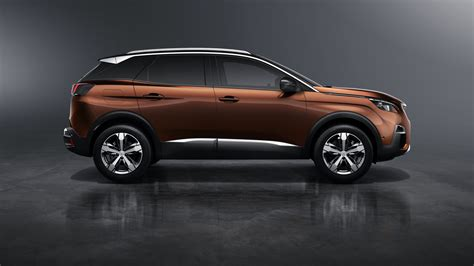 Peugeot Crossover peugeot 3008 revealed a new suv look for pug s 2016