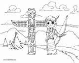 Indianer Coloring Indian Village Ausmalen Zum Dorf Hellokids Colonial Ausmalbilder Kinder Malvorlagen Enregistree Depuis Dessin Printable Drucken Farben Template sketch template