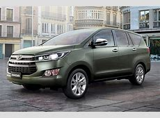 The allnew Toyota Innova Four Upgrades That You Need to
