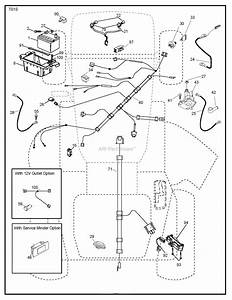 Wiring Diagram For Husqvarna Riding Mower