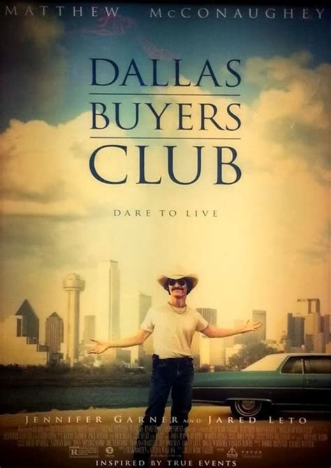 We run dance parties and play music for human stream tracks and playlists from buyers club on your desktop or mobile device. Dallas Buyers Club - Matthew McConaughey has come a long way - Minority Review