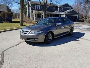 Sold  2008 Acura Tl Type