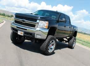2014 Chevy Silverado 2500hd Lifted - Viewing Gallery