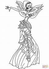 Winx Harmonix Tecna Ausmalbilder Coloriage Coloring Imprimer Bloom Flora Sirenix Musa Dibujos Ausdrucken Inazuma Eleven Beste Zum Colorear 1ausmalbilder Malvorlagen sketch template