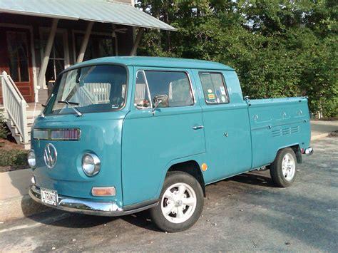 Old Volkswagen Pickup Truck