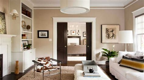 best neutral living room paint colors modern house