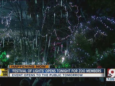 cincinnati lights festival zoo turkey botanical garden forget marks holiday season start haven matter doesn yet had