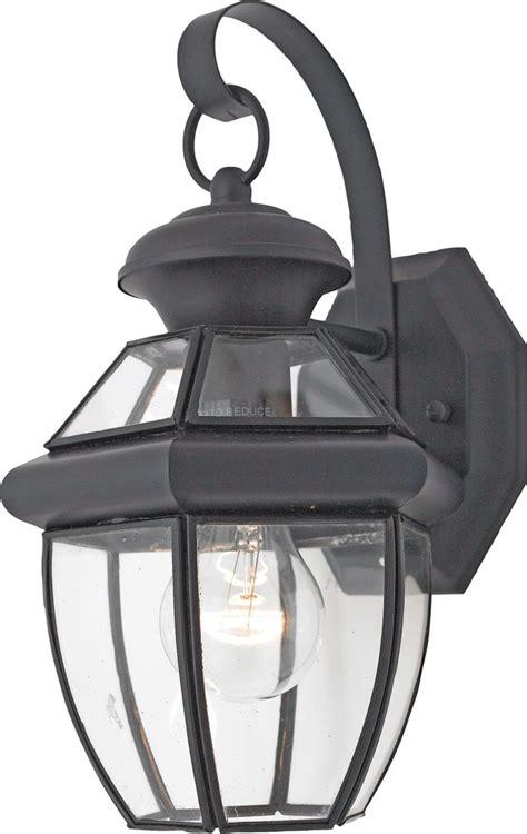 quoizel ny8315b newbury 1 light outdoor lantern polished