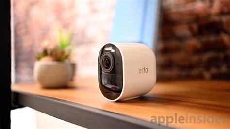 Review Arlo Ultra Is A 4k Homekitready Smart Home Camera