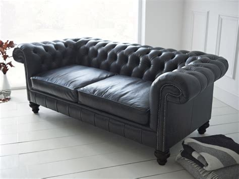 black leather chesterfield sofa black leather chesterfield sofa paxton chesterfield sofas