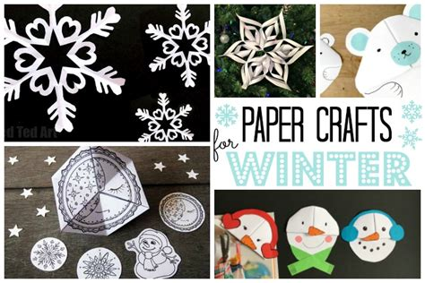 january craft ideas easy winter crafts for ted s 2242