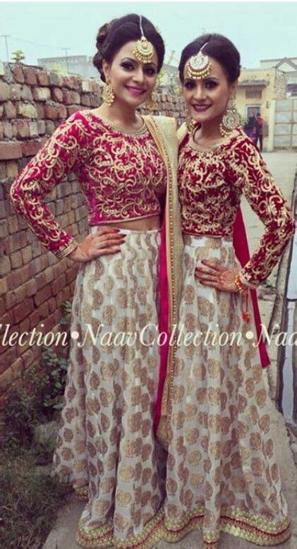 indian dress bridesmaids  desiness indian