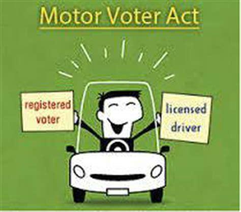 Expanding 'motor Voter' Registrations Krcb
