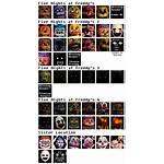 Fnaf Night Custom Icons Animatronics Main Games