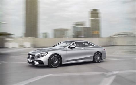 Mercedes C Class Coupe 4k Wallpapers by Wallpapers Mercedes S Class 2018 Coupe