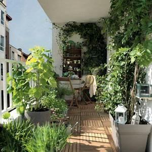 petit balcon nos idees pour lamenager avec style With wonderful decoration exterieur pour jardin 9 deco appartement cosy