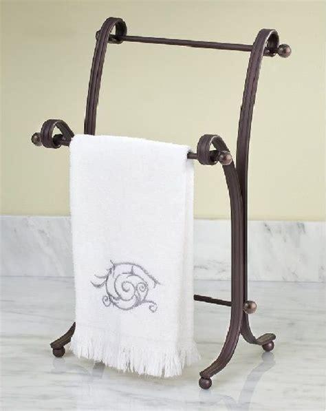 ideas  towel racks  bathroom  pinterest