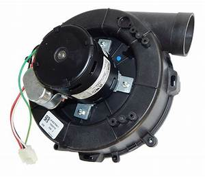 Lennox Furnace Draft Inducer Blower 115v  7062