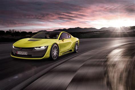 Rinspeed Unveils BMW i8-Based Concept Called Etos. Public ...