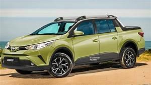 Render Toyota Yaris Pickup Mini Hilux