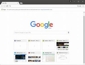 Google Releases Chrome 53 For Windows Bringing Material