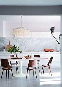 Table Cuisine Scandinave : id e d coration cuisine le charme de la cuisine scandinave ~ Melissatoandfro.com Idées de Décoration