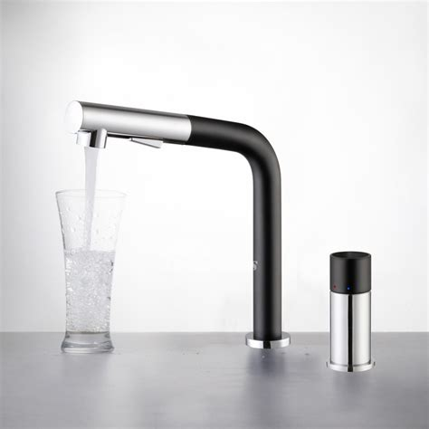 Black Pull Out Kitchen Faucet by Pull Out Kitchen Faucet Brass Widespread 2 Black Best