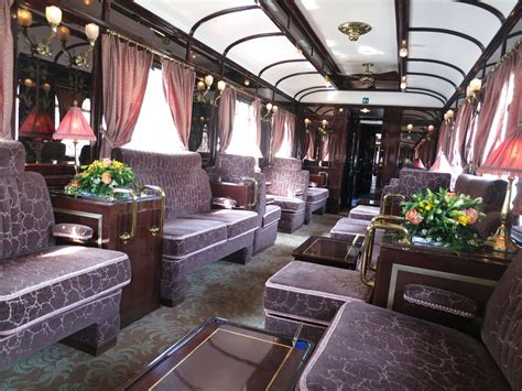 Life On Board The Orient Express The Travel Architect