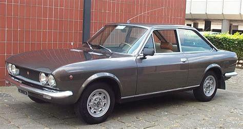 Veteranbilar Till Alla Fiat 124 Coupe Bc