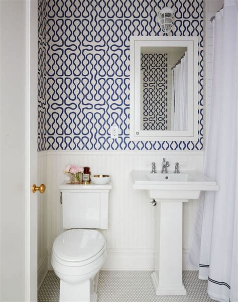 wallpapered bathrooms ideas 10 tips for rocking bathroom wallpaper