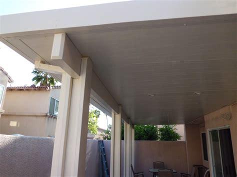 insulated patio cover alumawood fascia anaheim the patio