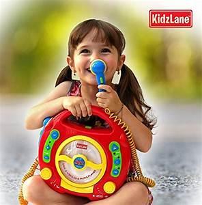 Mp3 Player Für Kids : kids portable sing along cd mp3 usb aux player with 2 import it all ~ Sanjose-hotels-ca.com Haus und Dekorationen