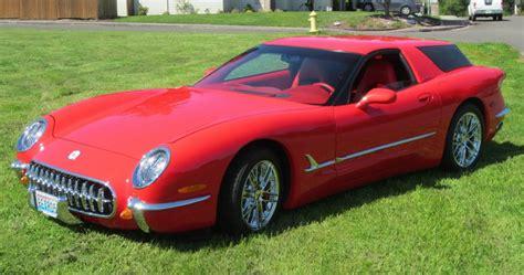chevy corvette nomad  sale  ebay gm authority