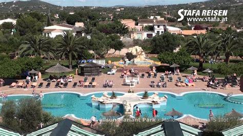 stafa reisen hotelvideo allsun mariant park mallorca