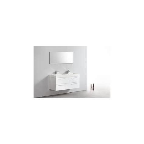 import et diffusion salle de bain import diffusion ensemble meuble salle de bains vasque 120 cm ideo blanc laqu 233