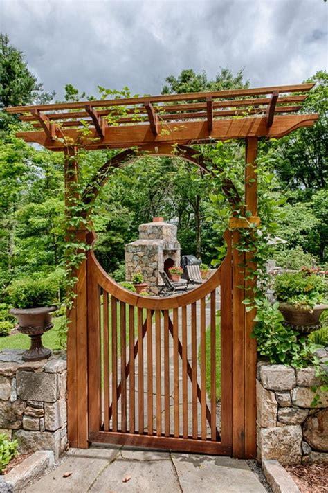 garden gate designs wood  uk  lates garden