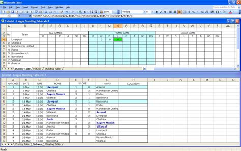 hockey stats template excel spreadsheet