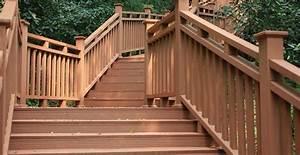 Geländer Aus Holz : was ist wartungsfrei wpc gel nder wpc gel nder besteht haupts chlich aus holz holz cellulose ~ Buech-reservation.com Haus und Dekorationen