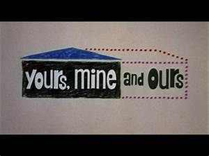 Yours, Mine and Ours (1968) Melville Shavelson