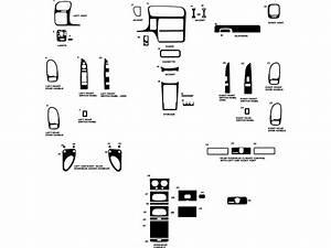2001 Gmc Sonoma Dash Kits