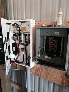 Inspiration 100 Amp Sub Panel Wiring Diagram