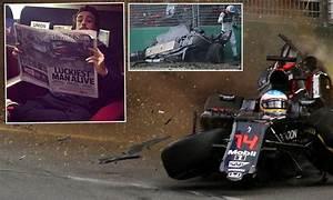 Bac Mono Prix : fernando alonso 39 luckiest man alive 39 as mclaren driver flies home f1 crash australian grand ~ Maxctalentgroup.com Avis de Voitures