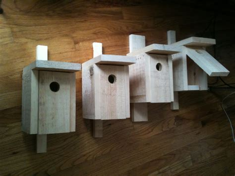 kreg birdhouse plans  woodworking