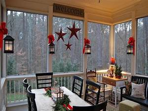 best screened porch designs decorations ideas 2013 With screened in porch furniture ideas