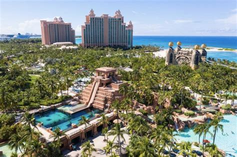 Spending the Day at Atlantis in the Bahamas | Porthole ...