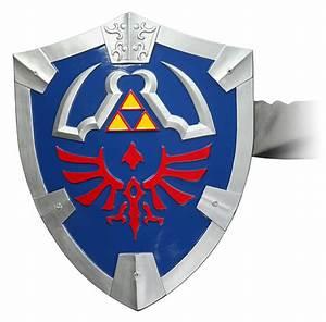 Legend Of Zelda Shield Replica ThinkGeek