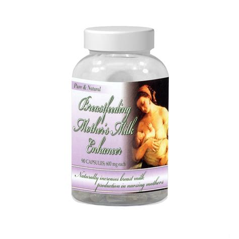Breast Feeding Milk Enhancer